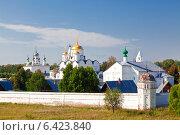Купить «Покровский женский монастырь. Суздаль», фото № 6423840, снято 19 августа 2013 г. (c) Наталья Волкова / Фотобанк Лори