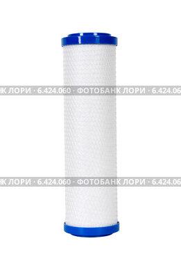 Купить «Картридж для фильтров очистки воды», фото № 6424060, снято 15 сентября 2014 г. (c) Голубев Андрей / Фотобанк Лори