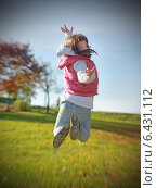 Прыжок. Стоковое фото, фотограф Могиленская Нина / Фотобанк Лори