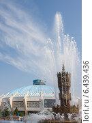 Купить «Ташкентский цирк», фото № 6439436, снято 2 августа 2014 г. (c) Мирсалихов Баходир / Фотобанк Лори