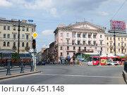 Купить «Сенная площадь. Санкт-Петербург», эксклюзивное фото № 6451148, снято 12 июня 2014 г. (c) Александр Щепин / Фотобанк Лори