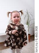 Купить «Маленькая девочка плачет», фото № 6460908, снято 16 марта 2013 г. (c) Nelli / Фотобанк Лори
