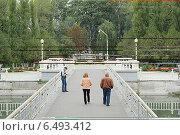 """Купить «Парк """"Зеленый остров"""" Черкесск», фото № 6493412, снято 22 сентября 2014 г. (c) Алексей Сварцов / Фотобанк Лори"""