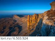 На горном плато. Стоковое фото, фотограф Эдуард Сычев / Фотобанк Лори