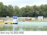 """Купить «Парк """"Зеленый остров"""" Черкесск», фото № 6503956, снято 22 сентября 2014 г. (c) Алексей Сварцов / Фотобанк Лори"""