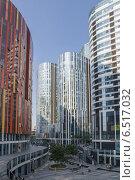 Купить «Китай, Пекин. Современные здания в центре города», фото № 6517032, снято 9 сентября 2014 г. (c) Rokhin Valery / Фотобанк Лори