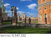 """Дворцово - парковый комплекс """"Царицыно"""", Москва (2014 год). Редакционное фото, фотограф BoLinar / Фотобанк Лори"""