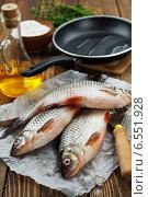 Купить «Свежая рыба. Язь», фото № 6551928, снято 18 октября 2014 г. (c) Надежда Мишкова / Фотобанк Лори