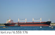 """Морской танкер """"Алим"""" (2009 год). Редакционное фото, фотограф Анатолий Киренков / Фотобанк Лори"""