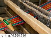 Ткачество. Стоковое фото, фотограф Ирина Дайнакова / Фотобанк Лори