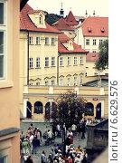 Чехия, Прага (2009 год). Стоковое фото, фотограф Виноградова Вероника / Фотобанк Лори