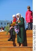 Купить «Ветераны ВОВ», эксклюзивное фото № 6646060, снято 9 мая 2014 г. (c) Галина Шорикова / Фотобанк Лори