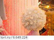 Букет для невесты. Стоковое фото, фотограф Алёна Замотаева / Фотобанк Лори