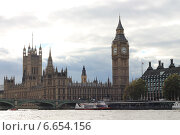 Купить «Биг Бен - Big Ben», фото № 6654156, снято 25 октября 2014 г. (c) Ivanova Irina / Фотобанк Лори