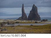 Купить «Пейзаж тундры на Земле Франца-Иосифа», фото № 6661064, снято 11 августа 2013 г. (c) Николай Гернет / Фотобанк Лори