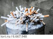 Купить «Пепельница», фото № 6667948, снято 15 декабря 2009 г. (c) Алембатров Алексей / Фотобанк Лори
