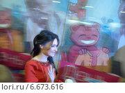 Евгения Фиофилактова (Гусева) (2014 год). Редакционное фото, фотограф Константин Мёд / Фотобанк Лори