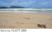 Пляж Патонг, таймлапс (2014 год). Редакционное видео, видеограф Леван Каджая / Фотобанк Лори