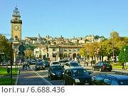 Бергамо (Италия). Старый город (2014 год). Редакционное фото, фотограф Юрий Василенко / Фотобанк Лори