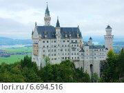 Королевский замок, Германия (2014 год). Стоковое фото, фотограф Abogdanov / Фотобанк Лори