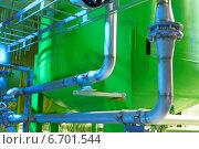 Купить «Производство химических реагентов», фото № 6701544, снято 12 июля 2012 г. (c) yeti / Фотобанк Лори