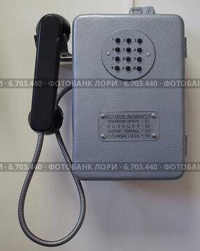 Купить «Старый таксофон», фото № 6703440, снято 9 ноября 2014 г. (c) Ельцов Владимир / Фотобанк Лори