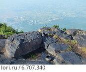 На вершине Аруначалы (2013 год). Стоковое фото, фотограф Анна Братинкова / Фотобанк Лори