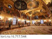 Купить «Грановитая палата Московского Кремля», эксклюзивное фото № 6717544, снято 26 ноября 2014 г. (c) Алексей Гусев / Фотобанк Лори