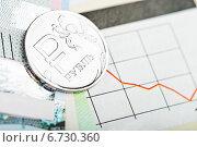 Купить «Курс рубля на международных фондовых биржах», фото № 6730360, снято 23 ноября 2014 г. (c) Валерия Потапова / Фотобанк Лори