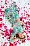 Девушка-весна, эксклюзивное фото № 6774488, снято 8 октября 2014 г. (c) Куликова Вероника / Фотобанк Лори