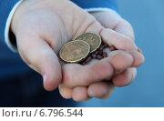 Монеты. Стоковое фото, фотограф Татьяна Асадова / Фотобанк Лори