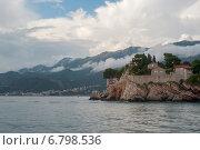 Остров Святого Стефана (2014 год). Стоковое фото, фотограф Евгений Макеев / Фотобанк Лори