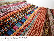 Купить «Яркие декоративные ленты», фото № 6801164, снято 15 февраля 2014 г. (c) Anna Kavchik / Фотобанк Лори