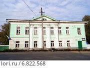 Купить «Детский сад № 7 в Галиче», фото № 6822568, снято 18 сентября 2014 г. (c) Екатерина Разгуляева / Фотобанк Лори