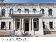 Купить «Феодосийский музей древностей. Феодосия, Крым», фото № 6825216, снято 5 мая 2013 г. (c) Anna P. / Фотобанк Лори