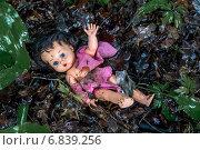 symbolfoto abuse of children. Стоковое фото, фотограф Erwin Wodicka / Фотобанк Лори