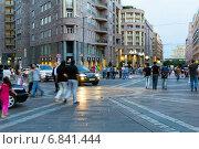 Купить «Северный проспект. Ереван. Армения», фото № 6841444, снято 4 июля 2013 г. (c) Евгений Ткачёв / Фотобанк Лори