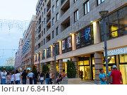 Купить «Северный проспект. Ереван. Армения», фото № 6841540, снято 4 июля 2013 г. (c) Евгений Ткачёв / Фотобанк Лори
