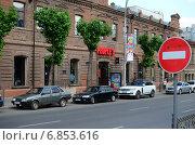 Город Новосибирск, Красный проспект (2014 год). Редакционное фото, фотограф Илья Пермяков / Фотобанк Лори