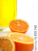 Апельсины и мандарин. Стоковое фото, фотограф Андрей Оршак / Фотобанк Лори
