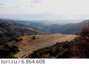 Кипр, горный пейзаж, Тродос (2012 год). Стоковое фото, фотограф Алтанова Елена / Фотобанк Лори