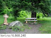 Серебряный источник. Стоковое фото, фотограф Прошина Оксана / Фотобанк Лори