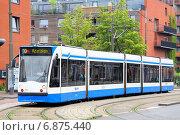 Купить «Siemens Combino», фото № 6875440, снято 10 августа 2014 г. (c) Art Konovalov / Фотобанк Лори