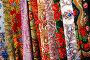 Павловопосадские платки, эксклюзивное фото № 6881012, снято 27 апреля 2012 г. (c) lana1501 / Фотобанк Лори