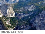 Панорама Национального парка «Йосемити», Калифорния, США. Стоковое фото, фотограф Андрей Кочкин / Фотобанк Лори
