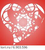 Сердце. Стоковая иллюстрация, иллюстратор Микрюкова Елена / Фотобанк Лори