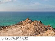 Скалы и море. Стоковое фото, фотограф Вадим Козуренко / Фотобанк Лори