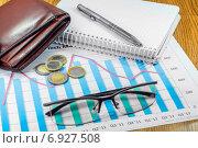 Бизнес план. Стоковое фото, фотограф Maselko Vitaliy / Фотобанк Лори