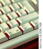 Купить «Hamburg, Germany, Computer Keyboard», фото № 6934144, снято 26 февраля 2014 г. (c) Caro Photoagency / Фотобанк Лори