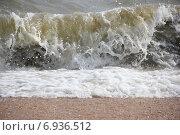 Волна. Стоковое фото, фотограф Крупенникова Татьяна / Фотобанк Лори